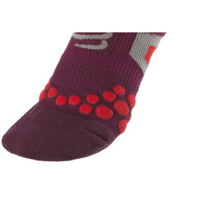 Compressport Racing Winter Bike V2.1 Socks Burgundy